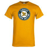 Gold T Shirt-Canisius Golden Griffins 1870