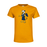 Youth Gold T Shirt-Petey