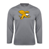 Performance Steel Longsleeve Shirt-Griffin