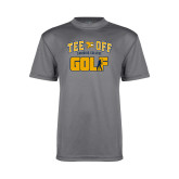 Youth Syntrel Performance Steel Training Tee-Tee Off Golf Design