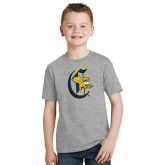 Youth Grey T-Shirt-Old English C Griffs