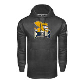 Under Armour Carbon Performance Sweats Team Hoodie-Canisius w/ Griff Stacked