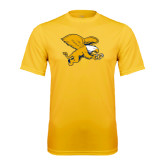Performance Gold Tee-Griffin
