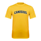 Performance Gold Tee-Arched Canisius