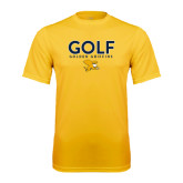 Syntrel Performance Gold Tee-Golf Design