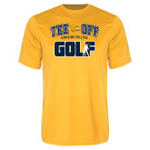Performance Gold Tee-Tee Off Golf Design
