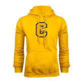 Gold Fleece Hoodie-Capital C Griffs