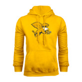 Gold Fleece Hoodie-Griffin