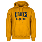 Gold Fleece Hoodie-Baseball