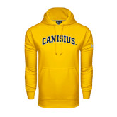 Under Armour Gold Performance Sweats Team Hoodie-Arched Canisius