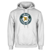 White Fleece Hoodie-Canisius Golden Griffins 1870