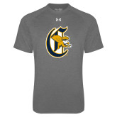 Under Armour Carbon Heather Tech Tee-Old English C Griffs