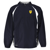 College Holloway Hurricane Navy/White Pullover-Sesqui Crest