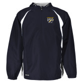 College Holloway Hurricane Navy/White Pullover-Sesqui Crest Dates