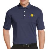 College Callaway Tonal Navy Polo-Sesqui Crest Dates