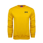 Gold Fleece Crew-Griffs Wordmark