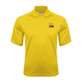 Gold Dri Mesh Pro Polo-Canisius w/ Griff Stacked