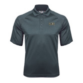 Charcoal Dri Mesh Pro Polo-Griffs Wordmark