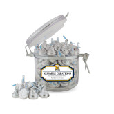 Kissable Creations Small Round Canister-Canisius w/ Griff Stacked