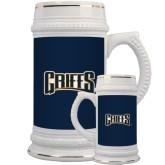 Full Color Decorative Ceramic Mug 22oz-Griffs Wordmark