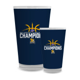 Full Color Glass 17oz-Mens Basketball Regular Season Champions