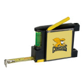 Measure Pad Leveler 6 Ft. Tape Measure-Canisius w/ Griff Stacked