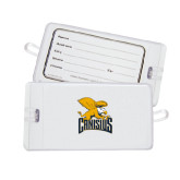 Luggage Tag-Canisius w/ Griff Stacked