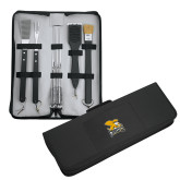 Grill Master Traditional BBQ Set-Canisius w/ Griff Stacked