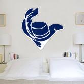 3 ft x 3 ft Fan WallSkinz-Mascot Cabrini Cavaliers