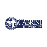 Small Decal-Cabrini University Mark, 6 inches tall