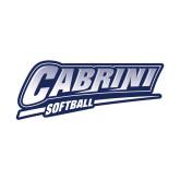 Small Decal-Cabrini Softball