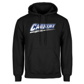 Black Fleece Hoodie-Cabrini Softball