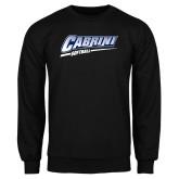 Black Fleece Crew-Cabrini Softball