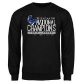Black Fleece Crew-2019 Mens Lacrosse NCAA DIII Champions