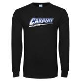 Black Long Sleeve T Shirt-Cabrini Soccer
