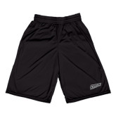 Russell Performance Black 10 Inch Short w/Pockets-Primary Logo
