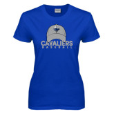 Ladies Royal T Shirt-Baseball Cap