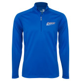 Syntrel Royal Blue Interlock 1/4 Zip-Cabrini Soccer