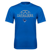 Performance Royal Tee-Soccer on Top