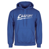 Royal Fleece Hoodie-Cabrini Softball
