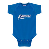 Royal Infant Onesie-Cabrini Soccer
