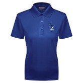 Ladies Royal Dry Mesh Polo-Baseball