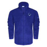 Columbia Full Zip Royal Fleece Jacket-Mascot Head