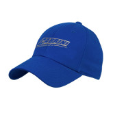Royal Heavyweight Twill Pro Style Hat-Primary Logo