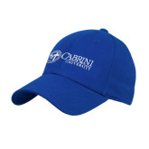 Royal Heavyweight Twill Pro Style Hat-Cabrini University Mark