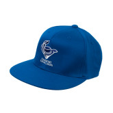 Royal OttoFlex Flat Bill Pro Style Hat-Mascot Cabrini Cavaliers