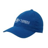 Royal Flexfit Structured Low Profile Hat-Cabrini University Mark
