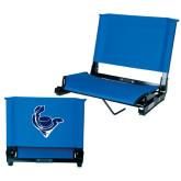 Stadium Chair Royal-Mascot Head
