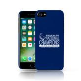 iPhone 7 Phone Case-2019 Mens Lacrosse NCAA DIII Champions