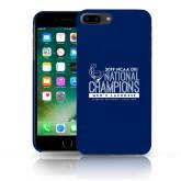 iPhone 7 Plus Phone Case-2019 Mens Lacrosse NCAA DIII Champions